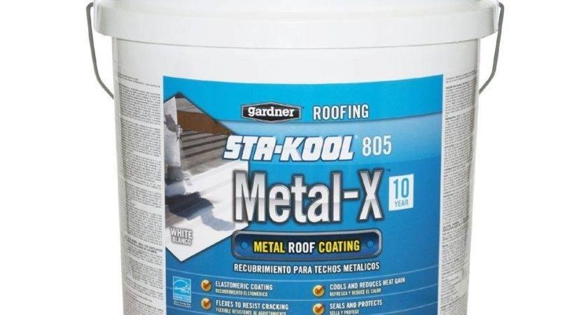 Sta Kool Metal Roof Coating Wonderful Mobile