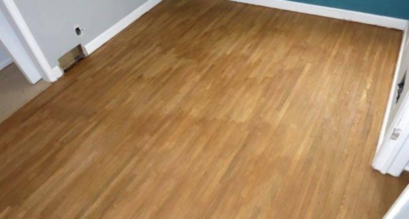 Stain Hardwood Floor Uneven Thefloors