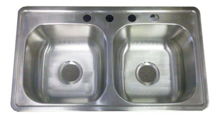Stainless Steel Kitchen Sink Mobile Home