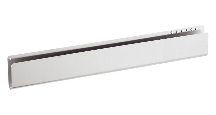 Stainless Steel Magnetic Wall Pocket Strip Container