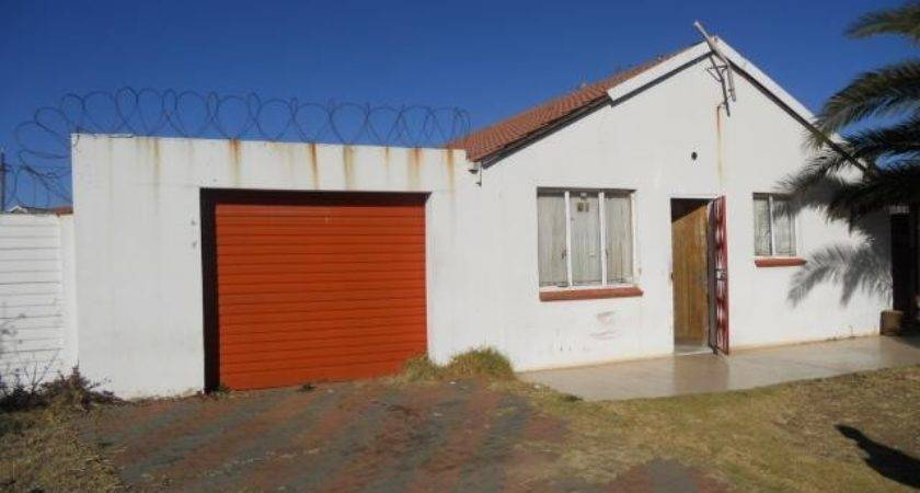 Standard Bank Repossessed Bedroom House Sale
