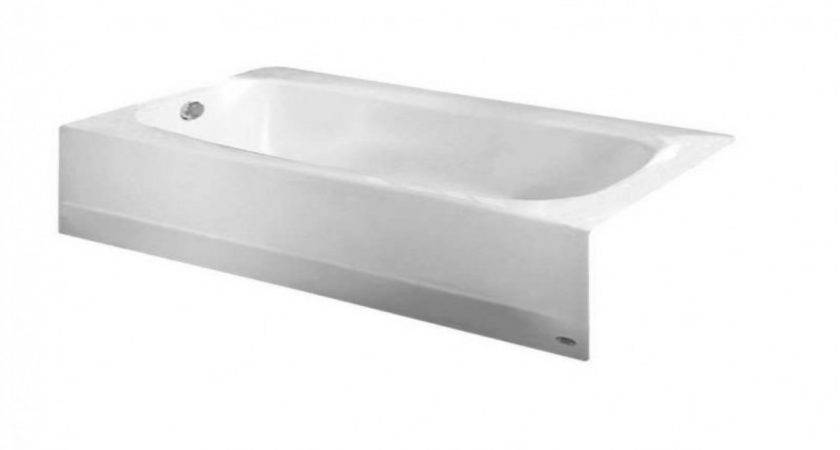 Standard Bathtub Bathroom Interesting