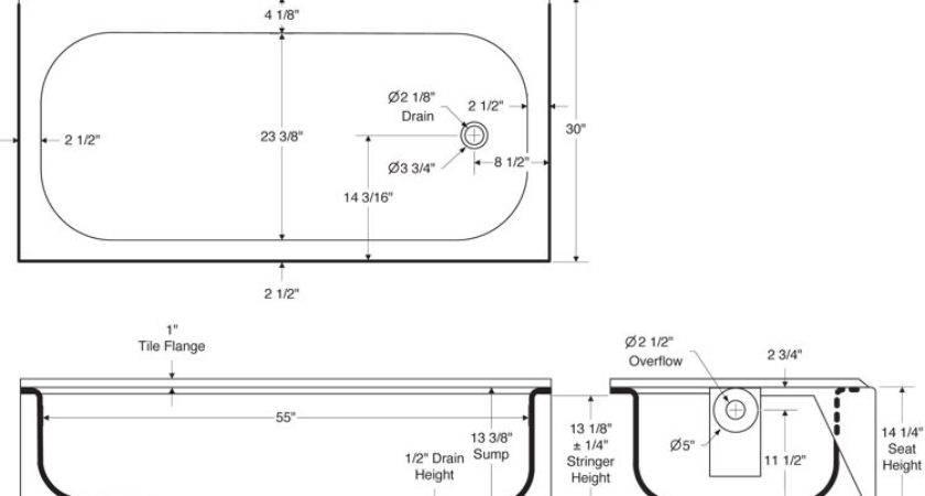 Standard Bathtub Measurements Ipefi