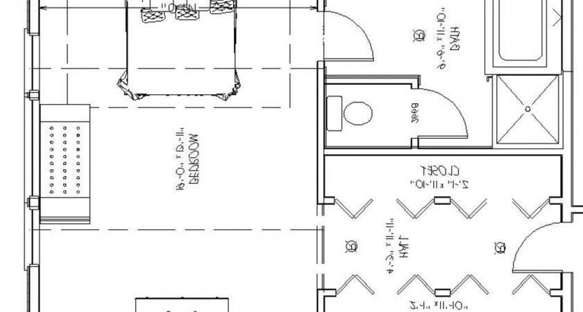 Standard Master Bedroom Meters