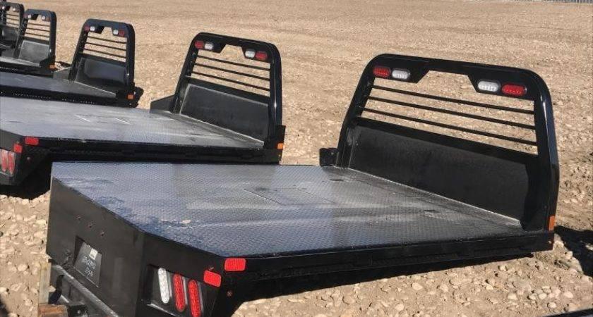 Standard Steel Truck Bed Trailer Solutions