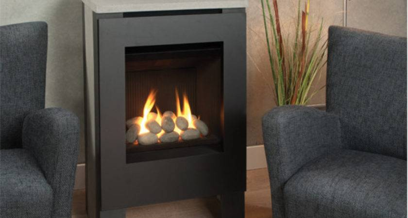 Standing Gas Fireplace Home Installation Process