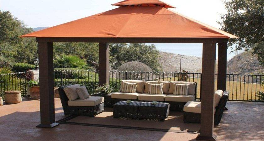 Standing Patio Cover Design Ideas Wood Covers