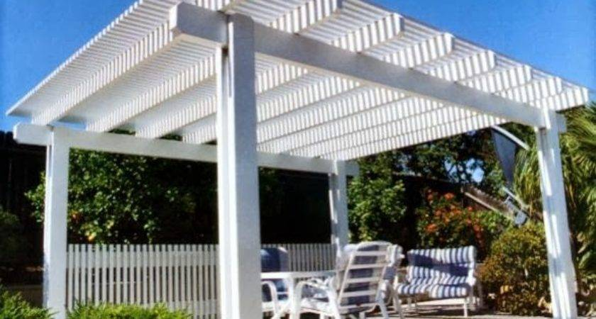 Standing Patio Cover Designs Diy Steps Ayanahouse