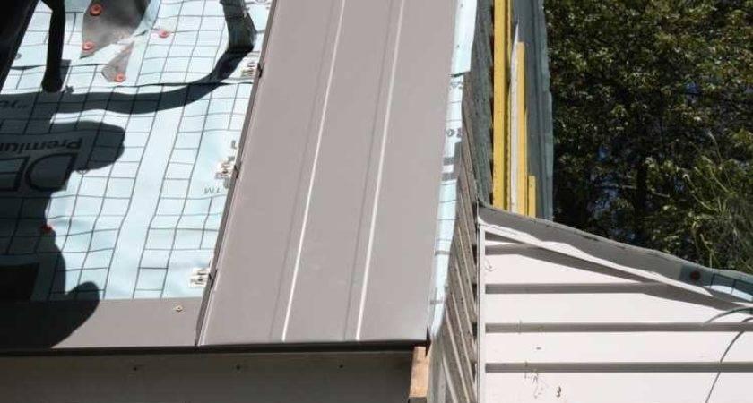 Standing Seam Metal Roofing Installation Diy Home