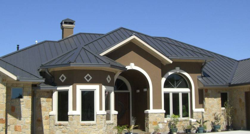 Standing Seam Metal Roofing Roof Installation