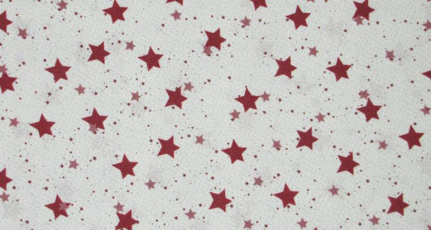 Star Stars Toss Country Primitive Cotton Fabric Rjr