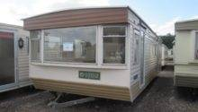 Static Caravan Mobile Home Atlas Coppice Bed