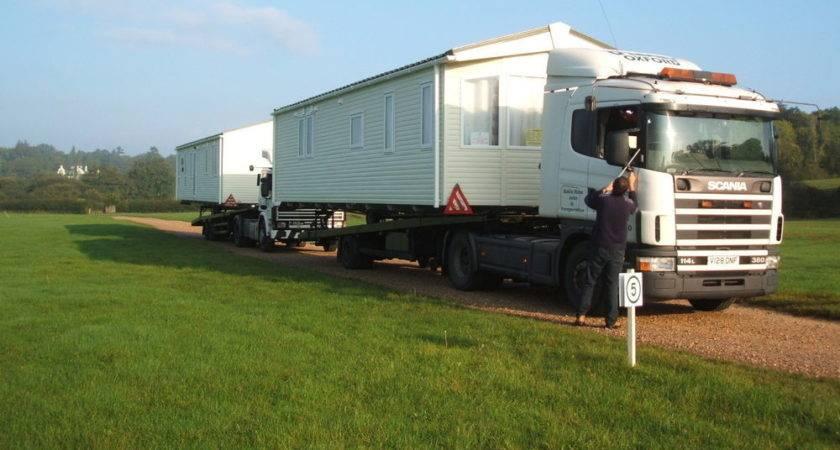 Static Caravan Mobile Home Transport Ebay