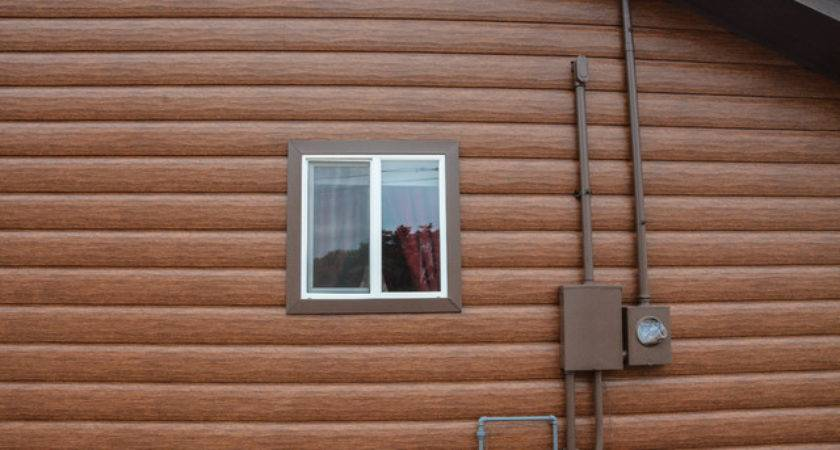 Steel Log Siding Install Grand Junction Rustic
