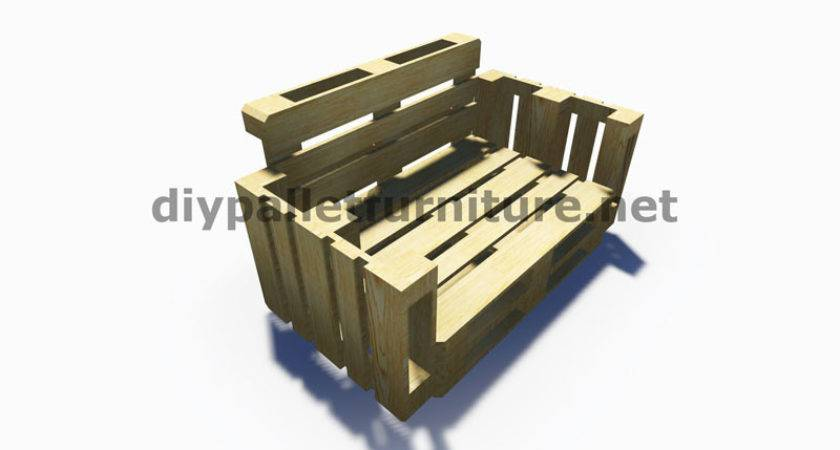 Step Diy Pallet Furniture Plans Joy Studio