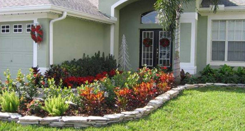 Step Front Yard Landscaping Outdoortheme