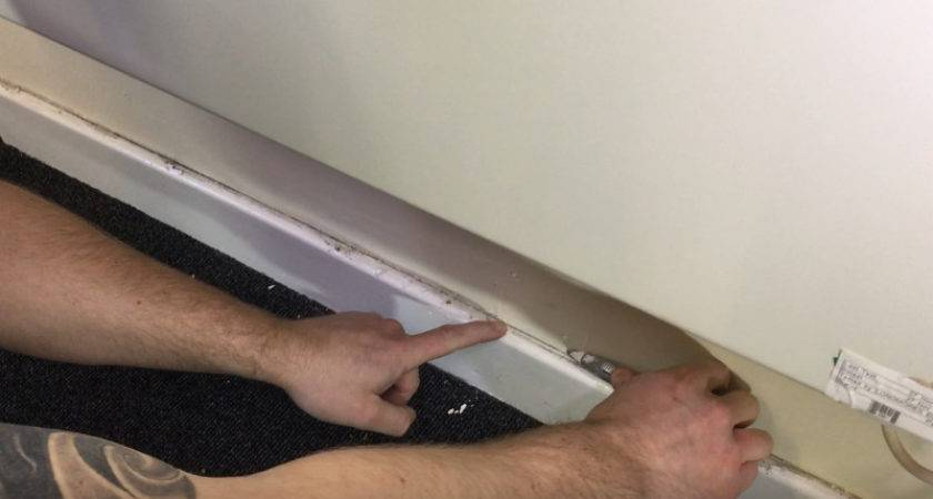Step Guide Remove Skirting Board