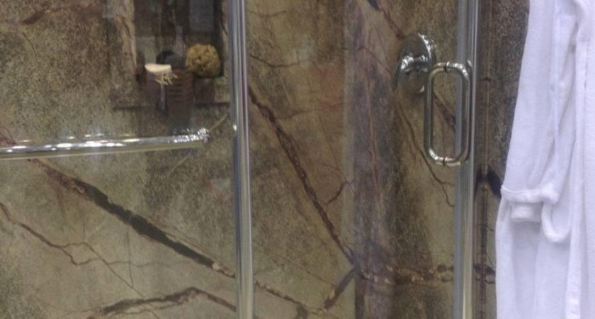 Steps Add Trim Borders Diy Shower Wall Panels