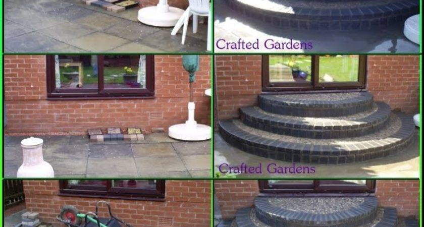 Steps Crafted Gardens Cardiff Professional Garden