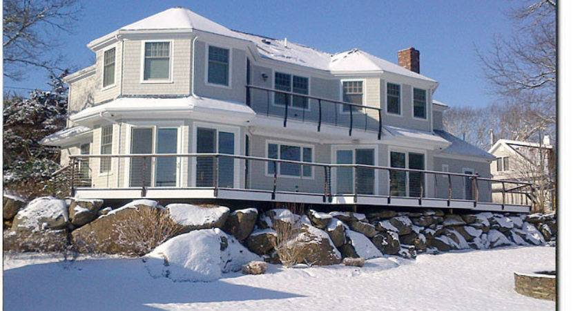 Stick Built Homes Marion Plymouth Cape Cod