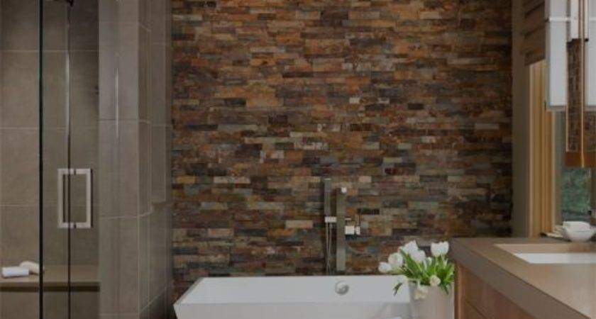 Stone Accent Wall Houzz