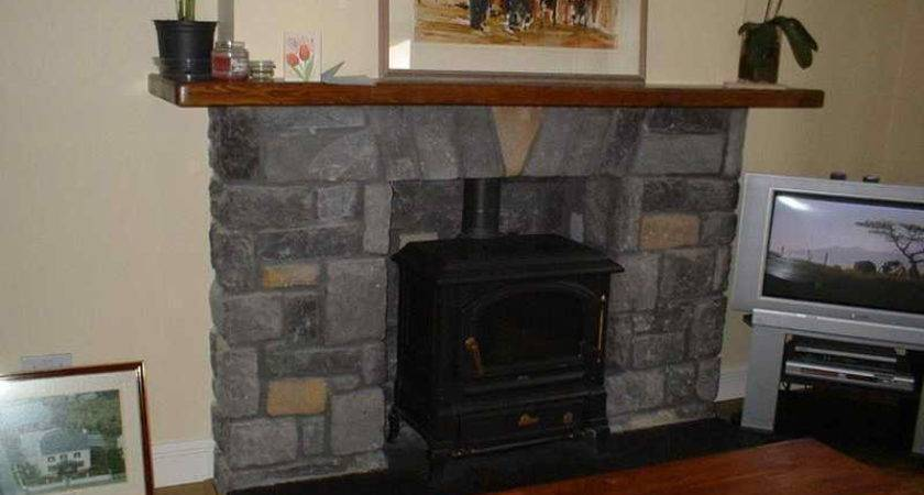 Stone Fireplace Ideas Home Interior Design
