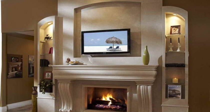 Stone Fireplace Remodel Ideas Mantel Makeover