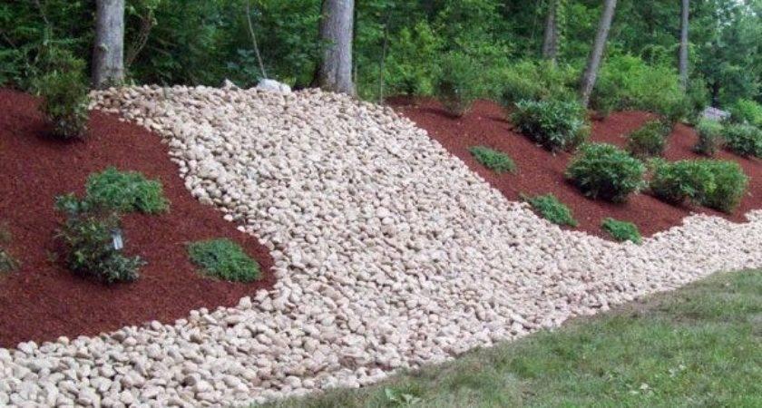 Stone Rock Landscape Design Medina Copley Bath