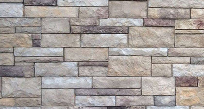 Stone Veneer Faux Panels Fake Rock Siding