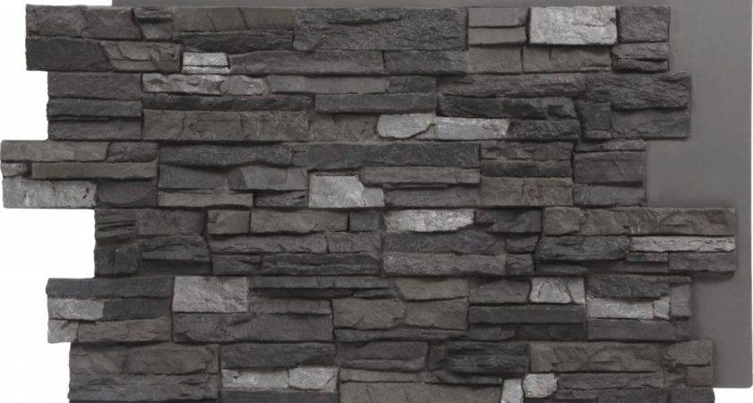 Stone Veneer Panels Faux Rock Stacked