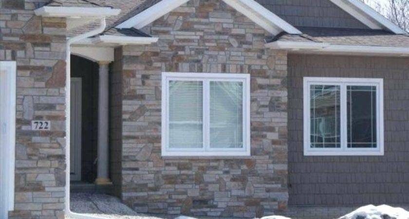 Stone Vinyl Siding Creek Premium