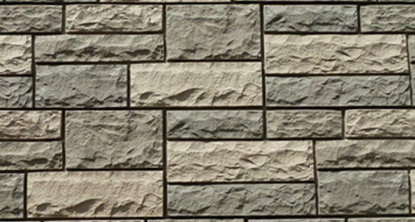 Stoneworks Faux Stone Siding Limestone Stony Gray