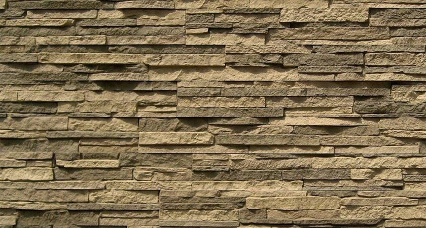 Stoneworks Faux Stone Siding Stacked