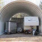 Storage Buildings Shelters Steel Garage Building