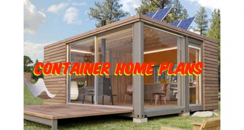 Storage Containers Turned Into Homes Container