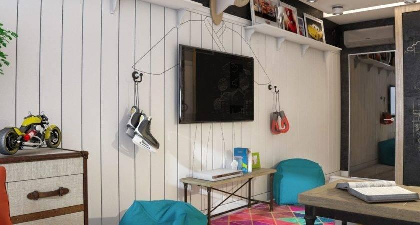 Storage Ideas Teenage Bedrooms Photos Video