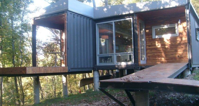 Storage Trailer Homes Container House Design