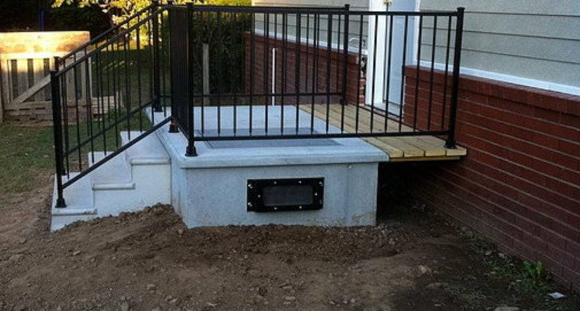Storm Shelter Safe Porch Arkansas