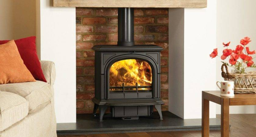 Stovax Huntingdon Traditional Multi Fuel Wood Burning