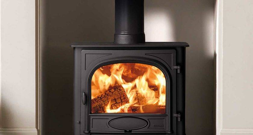 Stovax Stockton Wide Wood Burning Stove