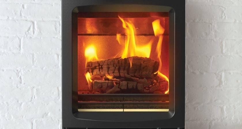 Stovax Vogue Midi Wood Burning Eco Stove Cast Iron