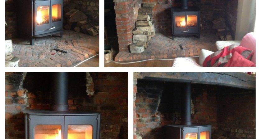 Stove Installation Photos Examples Our Work Firecrest