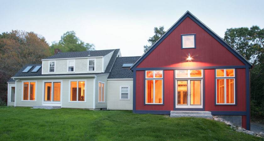 Stowe Village Home Addition Yankee Barn Homes