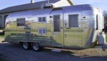 Streamline Duke Vintage Travel Trailer Camper