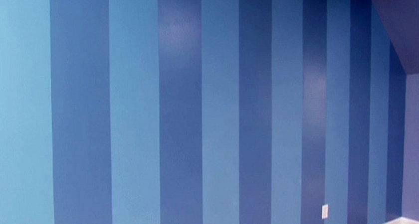 Stripes Pinterest Wall Striped Walls