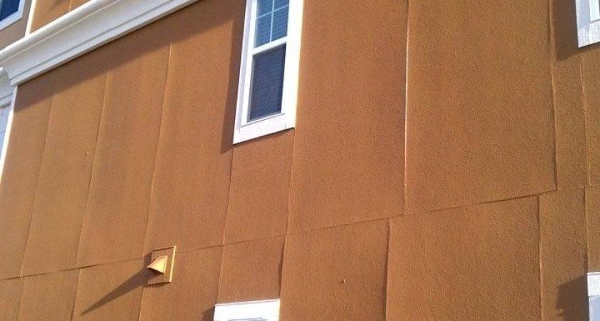 Stucco Siding Panel Composite