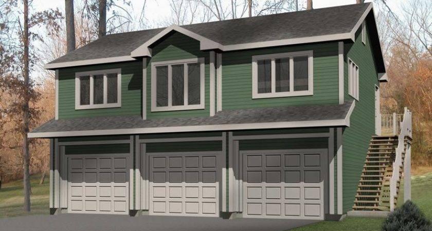 Studio Apartment Above Garage Plans Better Garages