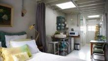 Studio Apartment Decor Tiny Efficiency