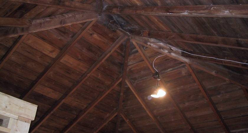 Studio Cathedral Ceiling Renovation Cottage