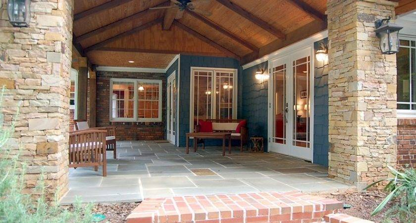 Stunning Back Porches Ideas Home Building Plans
